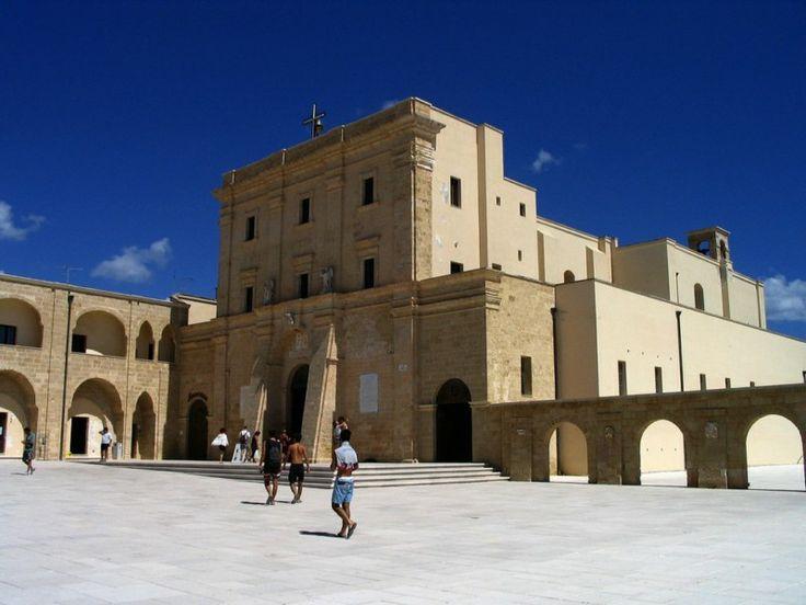 Basilica De Finibus Terrae