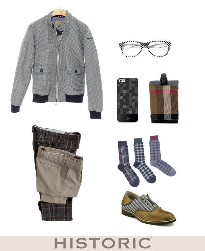 La Moda a Quadri è una tendenza intramontabile! Il tessuto a quadretti Vichy è sinonimo di stile giovane, dinamico e dallo spirito un po' vintage. http://historic-brand.com/shop/3-historic/posillipo-jacket-4/ #modauomo #menfashion #historic #modaqudri #stampavichy