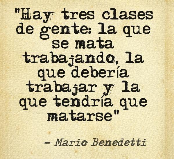 Mario Benedetti quote