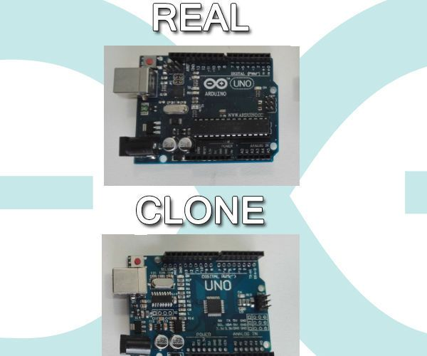 Have you ever wondered if a cheap Chinese Arduino clone will actually work?You pay only a few bucks and get the same product. Sounds to good to be true right? The truth is that some work and some won't. Follow the rest of this instructable and I'll explain you how to make them all work in no time.Here is where I got my Cheap Arduino clone
