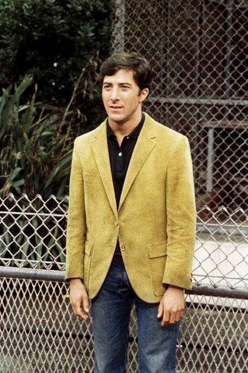Dustin Hoffman in The Graduate, 1967. | lights, camera ...