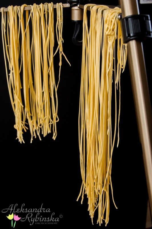 To make pasta you need to remember one thing: every 100 grams of 00 type flour you need to combine with one large egg. Some reci...