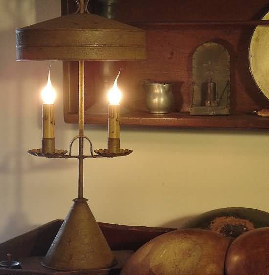 17 Best Ideas About Primitive Lamps On Pinterest