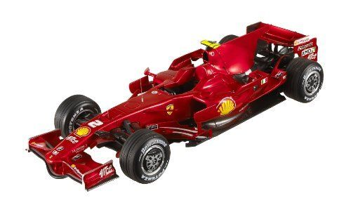 Hot Wheels Elite F2008 2008 Spain GP Felipe Massa by Mattel. $94.98. From the Manufacturer                Hot Wheels Elite F2008 2008 Spain GP Felipe Massa: This 1:18 scale Ferrari is one of a variety of collectible vehicles approved by Ferrari for authentic styling and decoration. Actual Car Information: The F2008 was unveiled to the public on January 6, 2008. It featured a new standard Electronic Control Unit (ECU) included to comply with the new regulations. The ECU re...