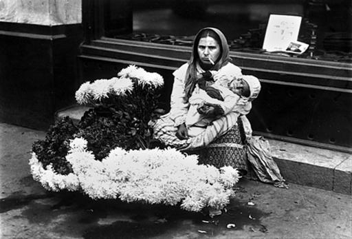 In asteptarea iubitorilor de crizanteme, Bucuresti, 1930-si-ceva