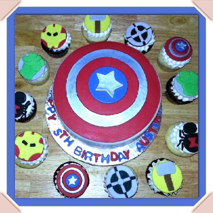 9 best Captain America Cake Topper images on Pinterest Captain