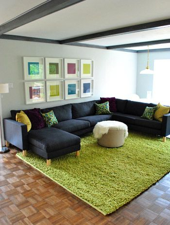 green rug living room toe heaven living rooms diy living room and living room 12881