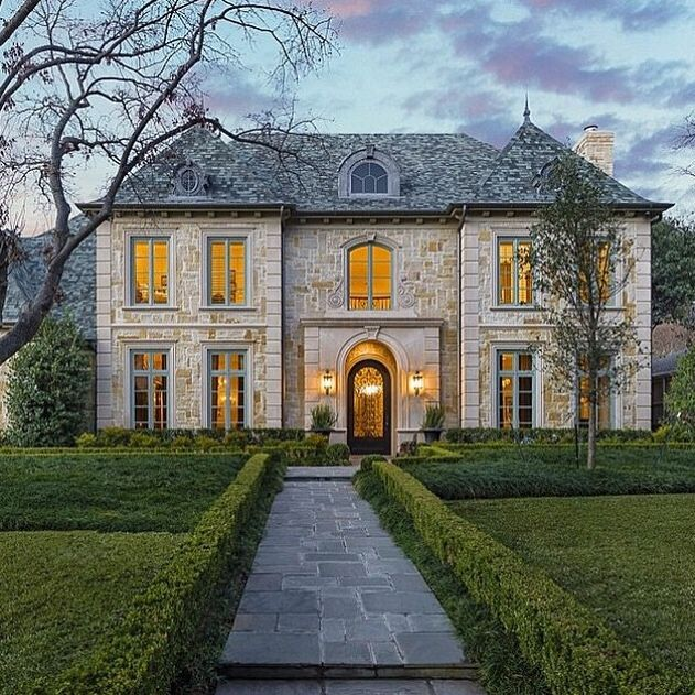 Luxury Stone Homes: 87 Best Images About Luxury French Provincial Home Style