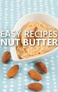 Dr Oz: Easy Nut Butter Recipes, including macadamia nut chocolate truffles!