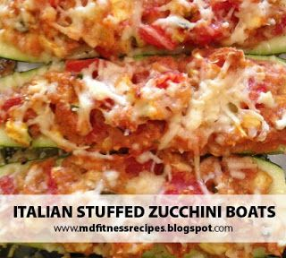 ... dill salad, Healthy dessert recipes and Stuffed zucchini boats