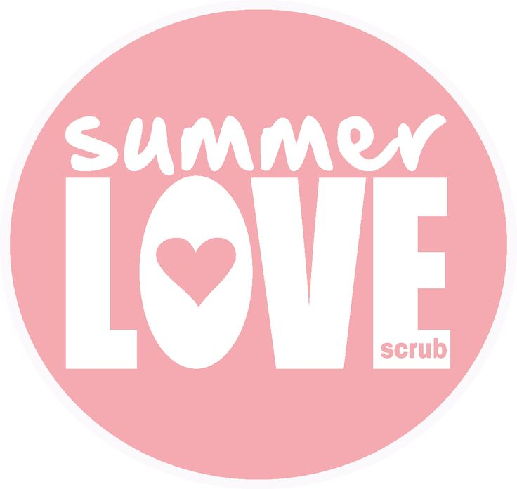 Summer Love Scrub