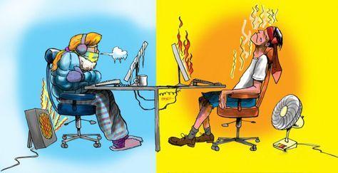 Alguna vez has sentido que la temperatura muy fría o muy calurosa te incrementan los dolores, o que la humedad o la lluvia hacen que te sientas peor. Es usual que las personas con fibromialgia diga...