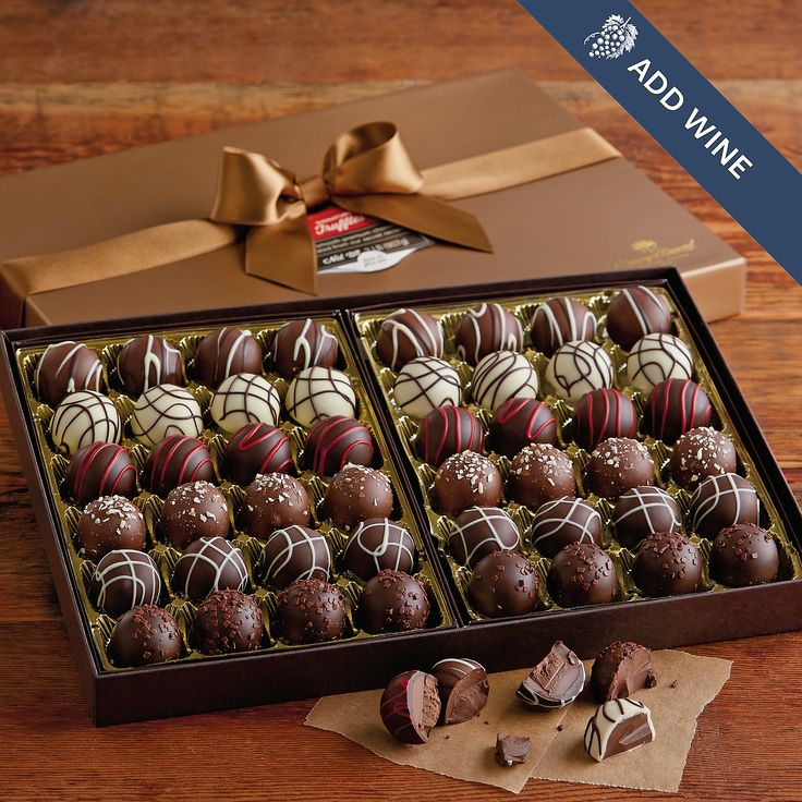 Chocolate Gift Baskets | Chocolate Delivery | Harry & David
