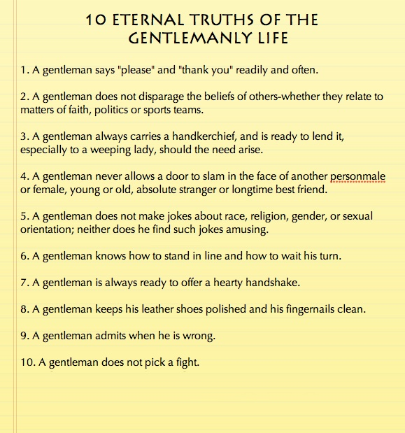 Inspirational Quotes On Life: 25+ Best Ideas About Being A Gentleman On Pinterest