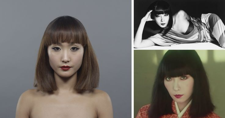 100 Years of Beauty - Japan #1970s #hair #style #fashion #makeup