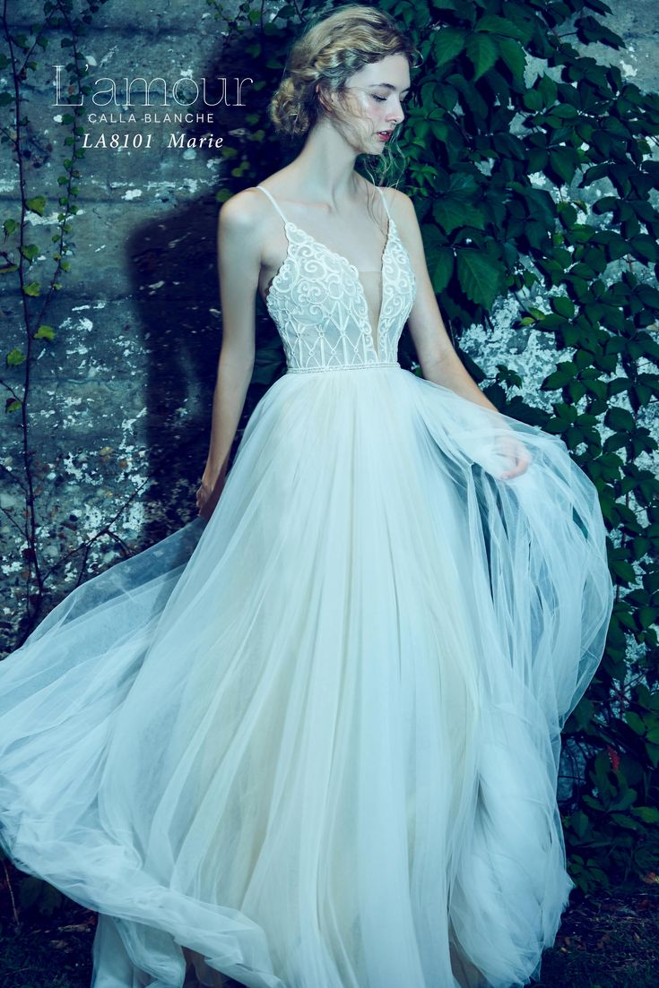 11 best L\'amour by Calla Blanche - Mia Grace Bridal images on ...