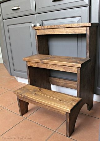 kitchen step stool chair price with handle stools for elderly uk