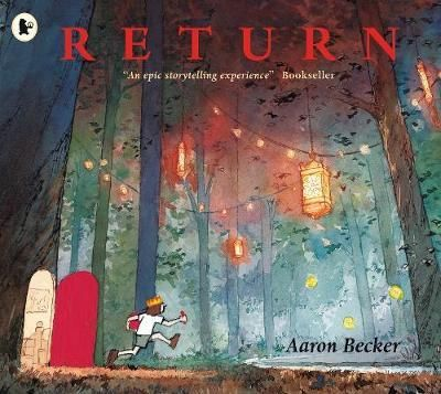 Return : Aaron Becker : 9781406373295 The eagerly-anticipated finale of Aaron Becker's wordless trilogy - a spectacular, suspenseful and moving story that brings its adventurer home.Aaron Becker, creator of the award-winning Journey and its stunning, celebrated sequel, Quest, presents the final chapter in his luminous, wordless fantasy.