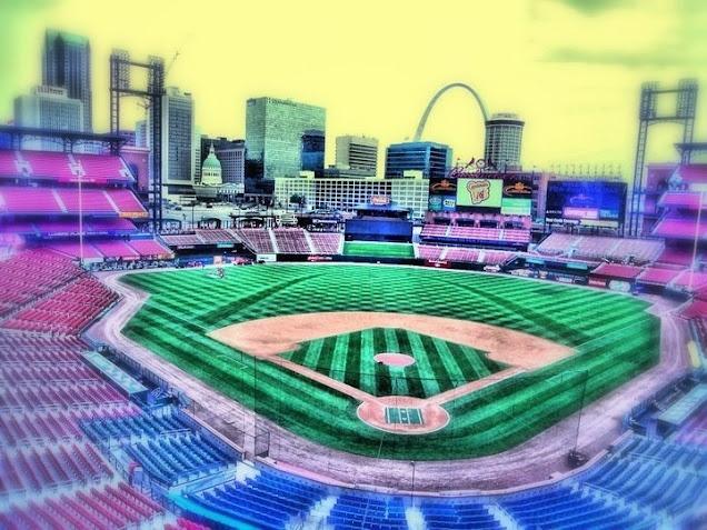 Busch Stadium: St Louis CardinalsSt Louis Cardinals