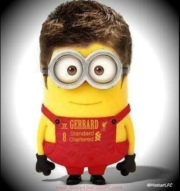 Gerrard ⚽