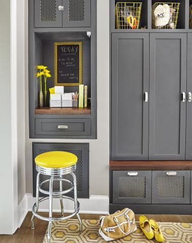 Great mudroom ideas are pretty essentialright now with back-to-school season and trying to organize all of the chaos that is backpacks, lunch boxes, papers and more! It's true that a well-thought-out mudroom is a game-changer in any home. 1. This gorgeous eclectic farmhouse mudroom issure to be a show-stopper in any home! Not just functional, ... Read More about 10 Best Mudroom Ideas