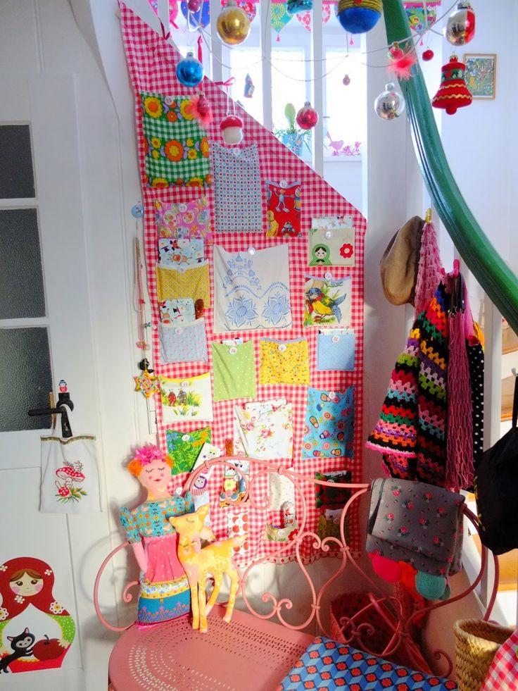 Sewing pinterest - Adventskalender pinterest ...