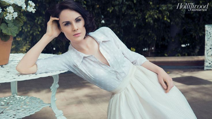 Emmys: Exclusive Portraits of 'Downton Abbey's' Michelle Dockery, Elizabeth McGovern - Michelle Dockery