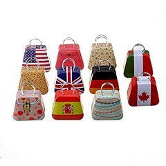 9+Pezzo/Set+Porta-bomboniera+Latta+Ferro+Bomboniere+scatole+Bomboniere+secchielli+Non+personalizzato+–+EUR+€+17.29