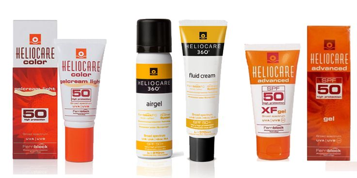 Which Heliocare sunscreen do I go for? Find out here .......