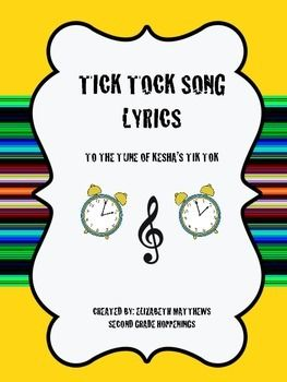 The download kesha tok tik on the clock by song