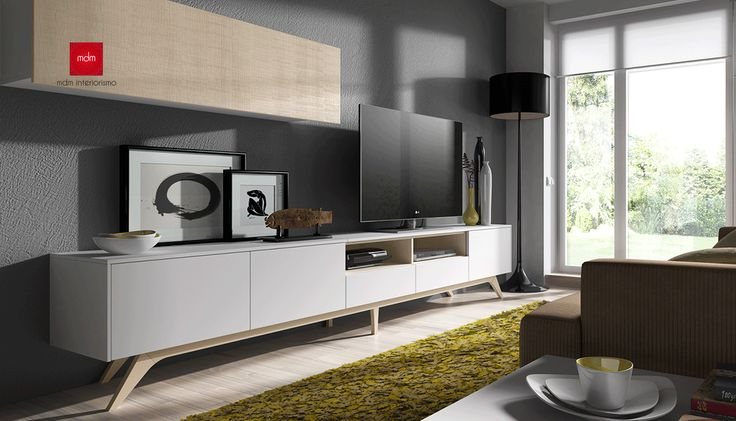 Muebles de comedor de estilo moderno hogar decoraci n - Mdm interiorismo ...