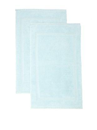 Espalma Set of 2 Signature Rugs (Aqua)