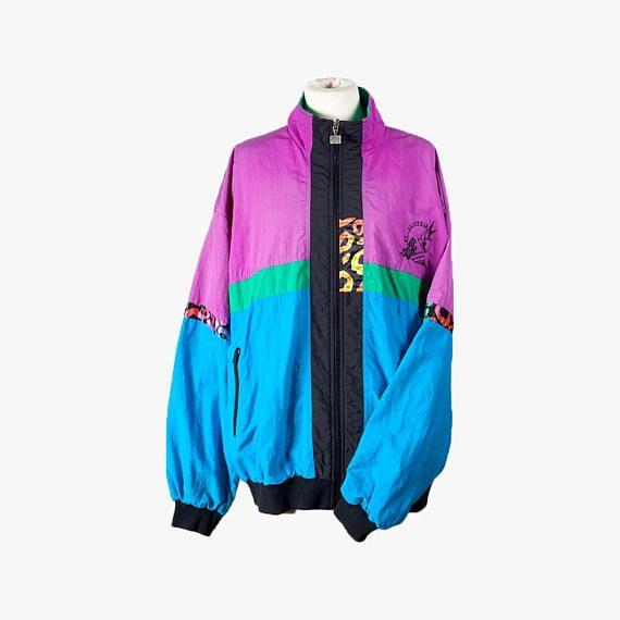 Hipster jacket90s hip hop vintage clothingVintage