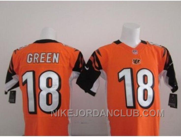 http://www.nikejordanclub.com/nike-nfl-cincinnati-bengals-18-green-orange-elite-jerseys-rzfc5.html NIKE NFL CINCINNATI BENGALS #18 GREEN ORANGE ELITE JERSEYS RZFC5 Only $23.00 , Free Shipping!