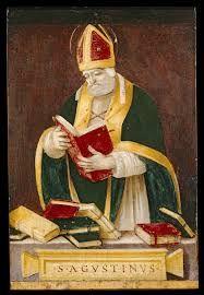 Resultado de imagem para sant agostino di ippona
