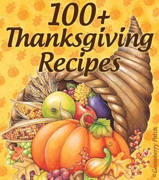 Gooseberry Patch Thanksgiving recipe roundup