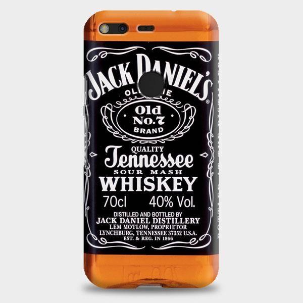 Jack Daniels Black Label Google Pixel XL 2 Case