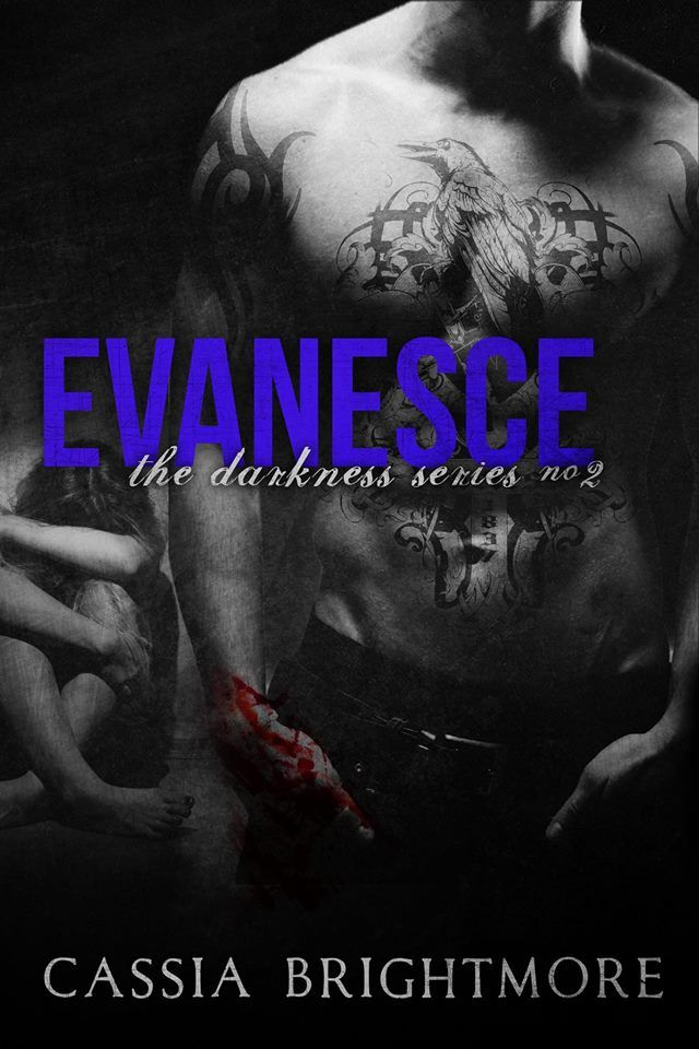 Evanesce Cover Reveal