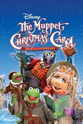 The Muppet Christmas Carol (1992) movie #poster, #tshirt, #mousepad, #movieposters2