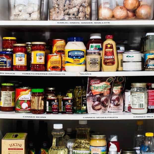 What You Should Always Keep In Your Pantry (and Fridge, and Freezer)