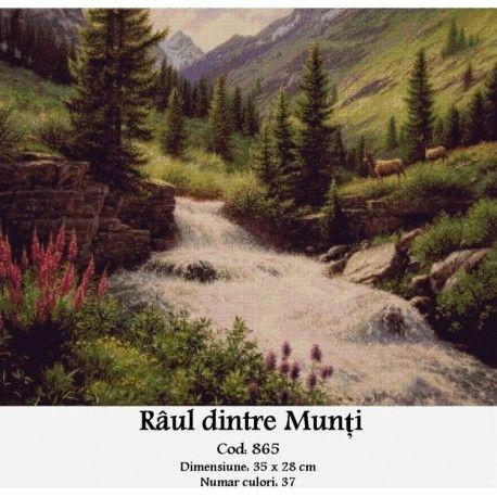 Raul dintre munti