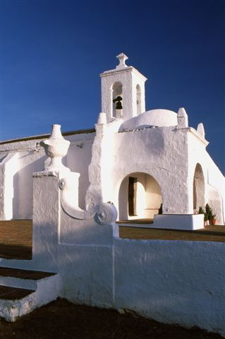 Our Lady of Guadalupe church. Serpa, Alentejo, Portugal