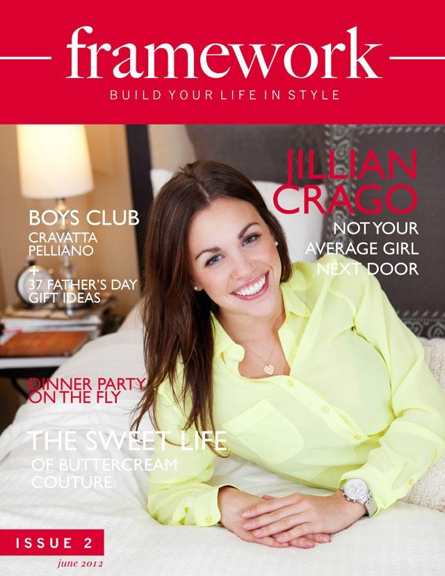 Framework Magazine Issue 2 - June 2012 w/@Jillian Crago ...