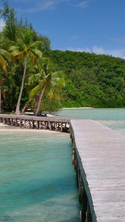 Lista de paquetes de vacaciones tropicales (Lista de verificación de islas)