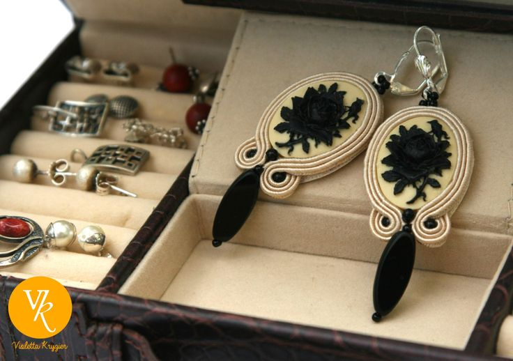 Waleria earrings, other works you can find at facebook, just search for violettakrygier