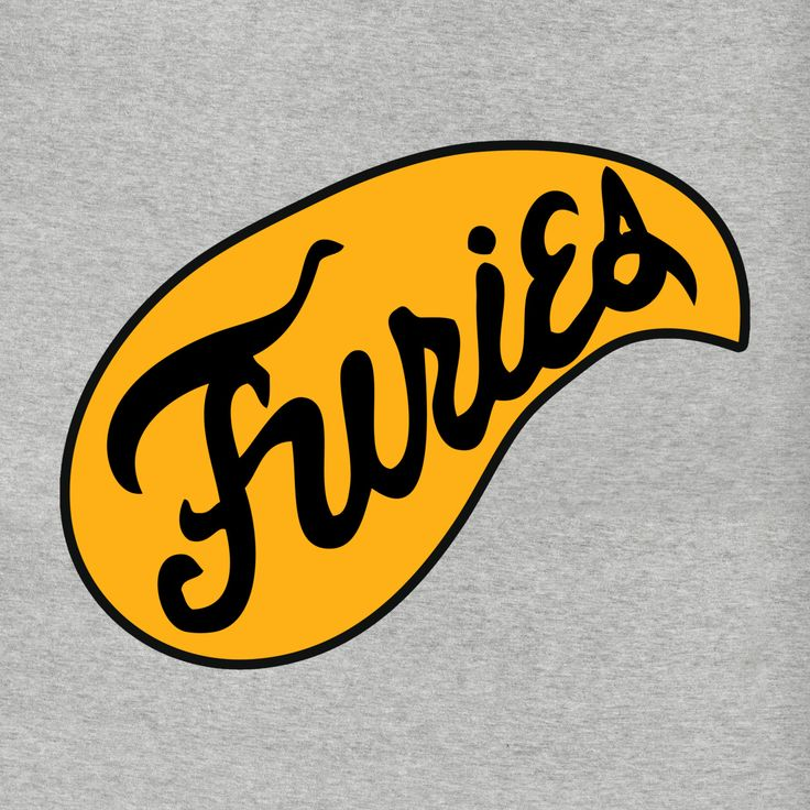 Remember the movie #Warriors ? Check out this awesome #BaseballFuries design on TeePublic! http://bit.ly/1uAJ576