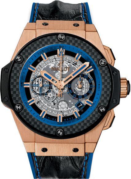Hublot King Power Unico 48MM Watch. >> Price : $ 44.100,00