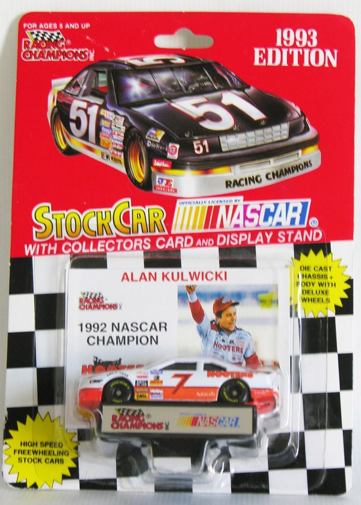 Texaco Diecast Race Cars