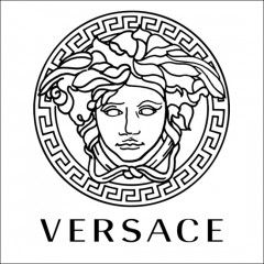 Versace (Версаче) – итальянский люксовый бренд, специализирующийся на производстве женской, мужской и детской одежды, нижнего белья, обуви, аксессуаров и парфюмерии. Выпускает также ювелирные украшения, швейцарские часы, мебель, посуду, текстиль и аксессуары для дома. Основан в 1978 году Джанни Версаче и его братом Санто. В 2011-м Versace являлись поставщиками официальной формы итальянского футбольного клуба Internazionale Milano Football Club, в 2013-м — испанского Real Madrid.
