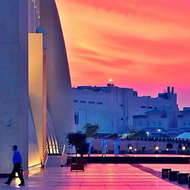 Doha الدوحة By @borustom  www.batuta.com